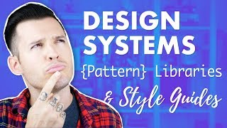 Gambar cover Design Systems, Pattern Libraries & Style Guides... Oh My!