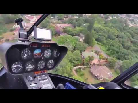 WATCH: Pilot pleads for help in search for abducted Durban baby girl