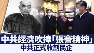 吹捧「張謇精神」中共正式收割民企? @新唐人亞太電視台NTDAPTV  20201215 - YouTube