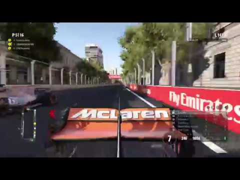 AOR Hype Energy Season 15 - Baku Highlights, POV (XB1 F1)