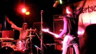 """Nebula """"Come Down"""" @ The Underworld, Camden 12-2-10."""