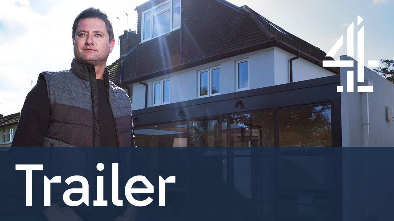 Ugly House to Lovely House With George Clarke | 25th Feb 8pm ...