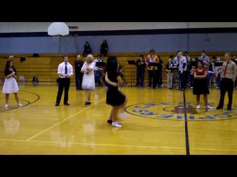 Gresham High School Swing Contest