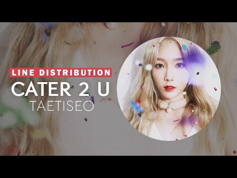 TaeTiSeo (TTS) - Cater 2 U | Line Distribution