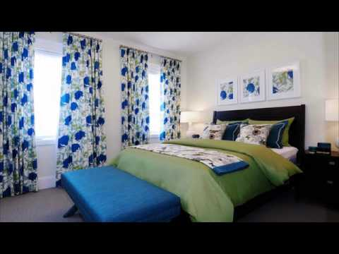Bedroom Curtains Designs - YouTube
