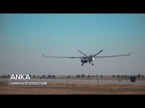 TAI Anka UAV - Turkish Multi-Role ISR System
