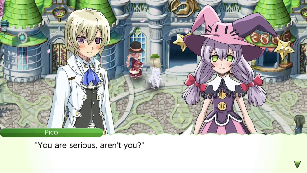 Dolces Confession Answer - Rune Factory 4 Special - YouTube