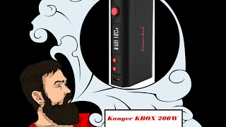 обзор 75 kanger kbox 200w о нюансах этого мода