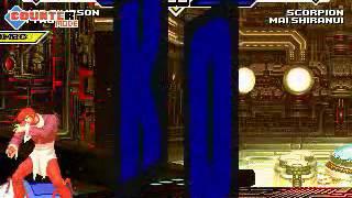 JS MUGEN Homer & Iori vs  Everyone #3