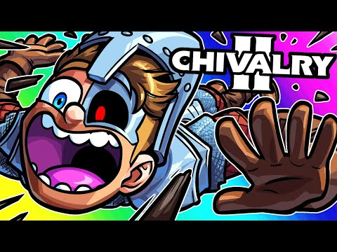 Chivalry 2 Funny Moments – Sending Our Warriors to the Moon!