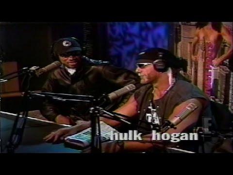 Hollywood Hogan & Dennis Rodman On Howard Stern [10th March 1997]