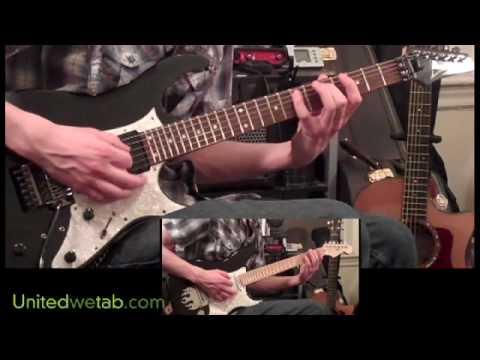 3 Doors Down - Kryptonite Guitar Cover