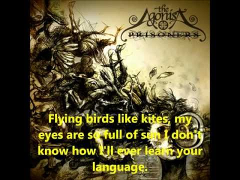 The Agonist - You're coming with me (Lyrics on screen)