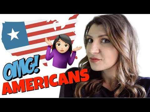 Surprising Things about Americans & Living in the USA 🇺🇸