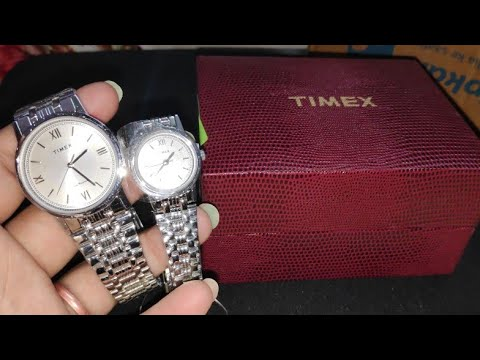 Flipkart Watch Unboxing | Timex Watches | Couple Watch Review