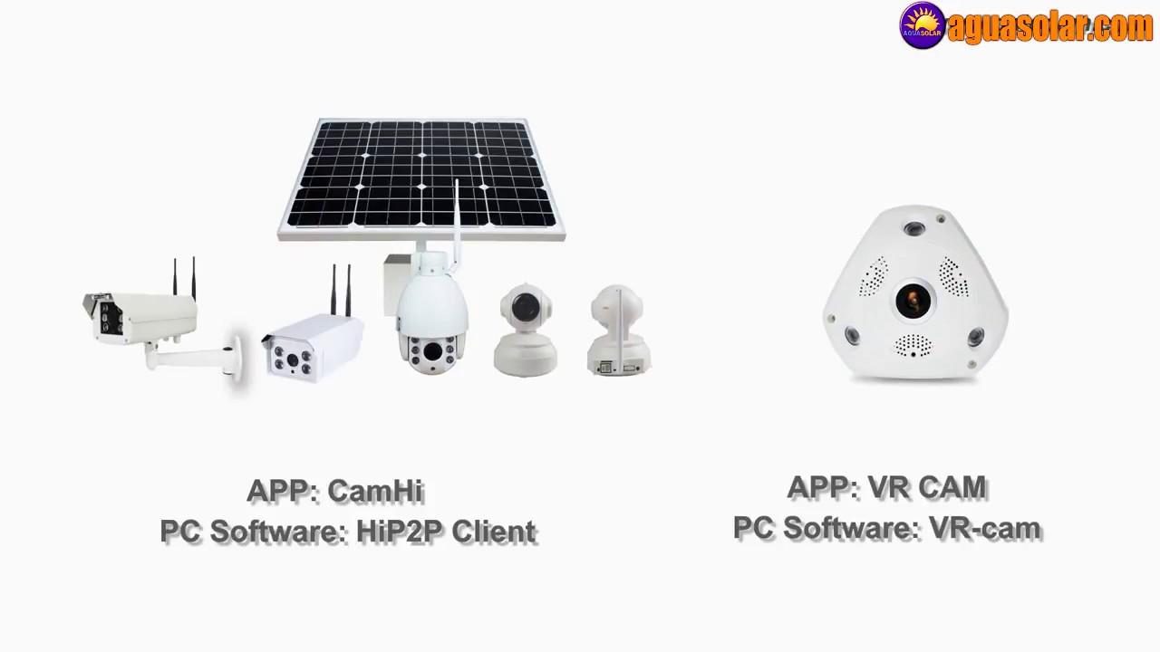 Solar Powered 4G Wireless PTZ IP Camera