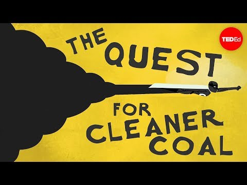 Video image: How to create cleaner coal - Emma Bryce