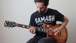 HEAVENLY SOUL - GUITAR SOLO (JOE BONAMASSA)