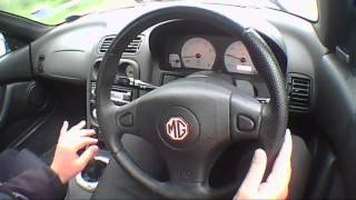 2004 MG TFi 1.6 Review/Road Test/Test Drive