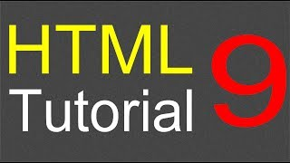 html tutorial for beginners 09 nested elements