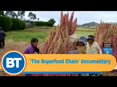 'The Superfood Chain' documentary explores world of superfood production