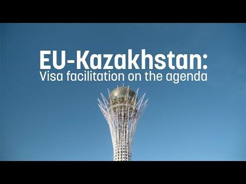 EU-Kazakhstan: Visa facilitation on the agenda