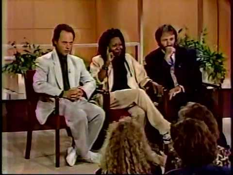 DONAHUE: BILLY CRYSTAL, ROBIN WILLIAMS, WHOOPI GOLDBERG 1990