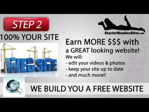 Personal Adult Membership Site FREE!