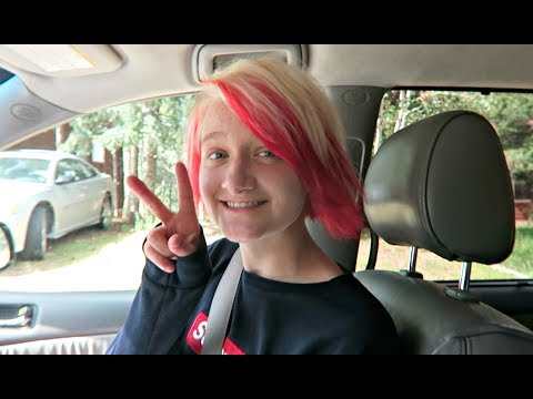 ANNA'S EPIC NEW HAIR COLORS!