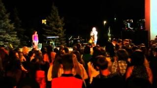 FLAMINEM & LADY CAT - Будет жарко (01,09,2013)