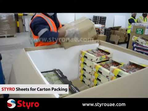 Styrofoam Box Manufacturer in UAE | Dubai, Sharjah, Ajman
