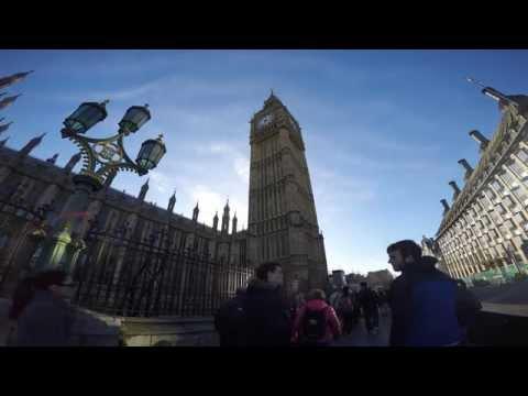 London 4K GoPro