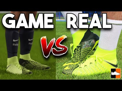 FIFA 18 Boots In Real Life! Limited Edition Hypervenom Phantom X EA Sports