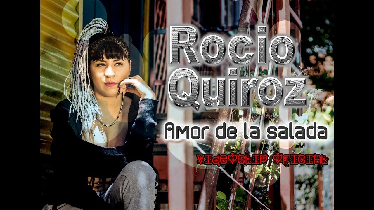 Rocio Quiroz  Amor de la Salada Videoclip Oficial 2016  YouTube