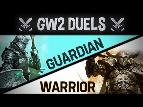 Guild Wars  Guardian Tank Build Pvp