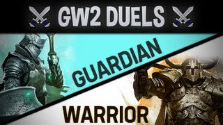 Guild Wars 2 Duels - Warrior vs Guardian [Ep. 1]