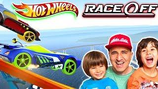 HOT WHEELS RACE OFF 🚀 NERVE HAMMER DESBLOQUEADO !!🏎 Juegos y Aplicaciones para niños