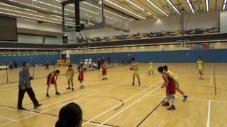 Publication Date: 2017-02-23 | Video Title: 2017/02/22 梁潔華vs將天(4強)西貢小學校際籃球