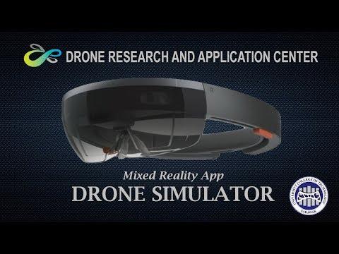 Microsoft HoloLens: Drone Simulator