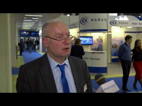 WABAG WATER SERVICES, Oil & Gas Exhibition NEFTEGAZ in Moscow, April 2017
