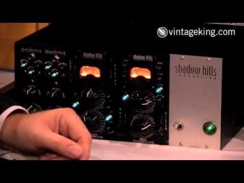 Shadow Hills Dual Vandergraph | Vintage King Audio