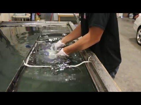 VisionPRO Hydrographic Carbon Fiber Design