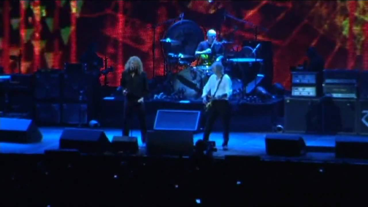 led zeppelin kashmir live at the o2 arena reunion concert youtube. Black Bedroom Furniture Sets. Home Design Ideas