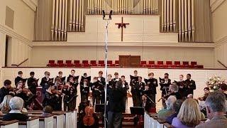 The Georgia Boy Choir - Jesu, Meine Freude, Motet No. 3 in E Minor