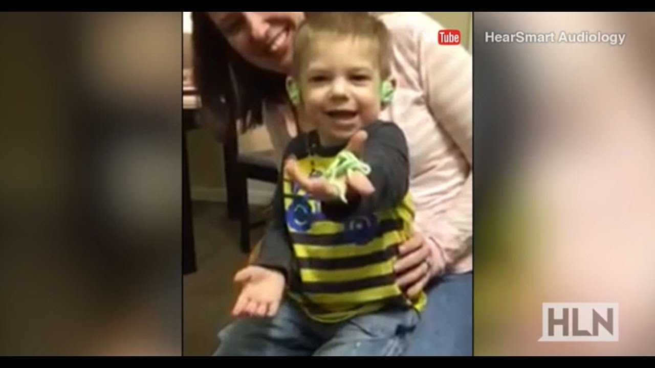 Watch This Little Boy Break Down In Tears After Opening An Early Gift From Santa