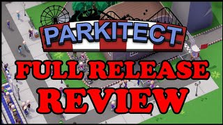 Parkitect Review 2018 Full Release