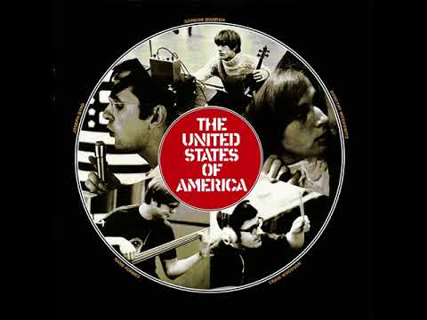 The United States of America The United States of America (Full Album)
