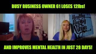 Gill testimonial 28 Day Inner Ninja Challenge