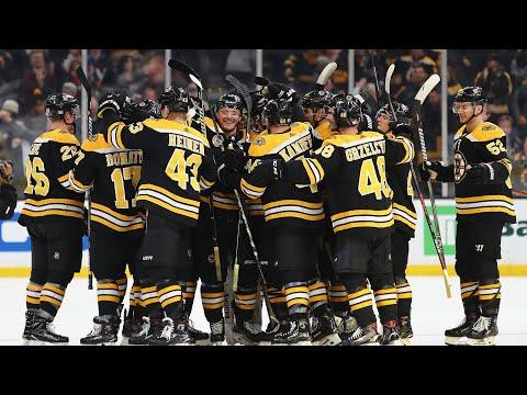 Boston Bruins 2019 Preseason Schedule