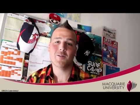 Macquarie University - Top University in Australia